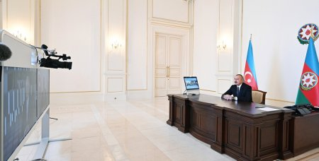 Prezident İlham Əliyevin Rusiyanın Ria Novosti agentliyinə müsahibəsi