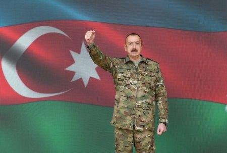 Dövlətimizin başçısı Şəhidlər xiyabanında Azərbaycan xalqına müraciət etdi