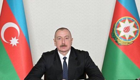 Prezident İlham Əliyevin sədrliyi ilə 2020-ci ilin yekunlarına həsr olunmuş videoformatda müşavirə keçirilib